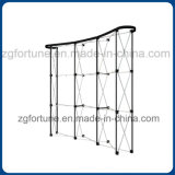 Vente en gros magnétique Pop Up Stand Promotion Display Stand