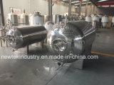 1-120bbl en acier inoxydable type horizontal Jacketed Bright Beer Bbt Tank