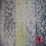 Tissu 2017 de jacquard de polyester pour le sofa et le rideau
