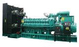 grand groupe électrogène de l'engine 2500kVA à grande vitesse