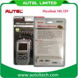 Развертка OBD блока развертки Maxilink Ml329 диагностического блока развертки автомобиля всеобщая автоматическая более лучшая чем Al319 Autel Maxilink Ml329