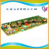 Gute Qualitätslanger Innenkind-Spielplatz für Vergnügungspark (A-15361)