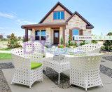 [ب] [رتّن] خارجيّة طاولة وكرسي تثبيت مجموعة, حديقة مريحة