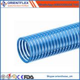 Boyau flexible d'aspiration de PVC de pipe d'helice de PVC de technologie de la Corée