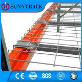 - Напечатайте стальными добавленный нервюрами Decking на машинке провода для шкафа паллета