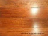 Plancher solide préfini de bois de construction de Merbau