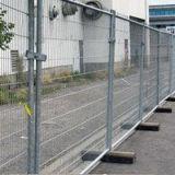 Galvanisé clôtures temporaires pour la vente