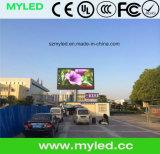 Tela video do indicador de diodo emissor de luz do anúncio ao ar livre de cor cheia (SMD P6/P8/; MERGULHO P10, P16)