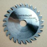 Het CirkelBlad van uitstekende kwaliteit van de Zaag van het Carbide voor Houten Knipsel