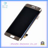 Schermo astuto dell'affissione a cristalli liquidi del telefono del bordo del telefono S6 per il bordo G9250 della galassia S6 di Samsung