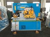 油圧Mutipleは機械Diw-200t鉄工の鉄の労働者作用する