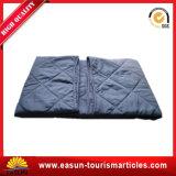 Edredão bordado de patchwork de poliéster para cama de adultos