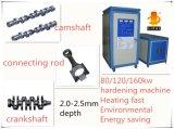 Máquina de forjamento supersónico automática do aquecimento de indução da freqüência