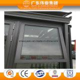 Guichet de bâti en métal du guichet en aluminium d'Anwing pour la ventilation