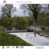 Represa de borracha inflável do suporte para livros vendável para a proteção de inundação