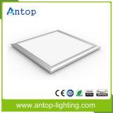 No parpadeo 600 * 600 LED Panel de luz con Taiwán LGP