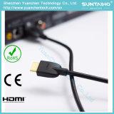 Ethenet熱い販売の高速4k HDMIケーブル(アーク、CEC)