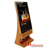 Гостиница LCD рекламируя индикацию/ботинок светя рекламирующ игрока, Signage цифров