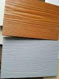 Het houten Opruimen van de Plank van het Cement van de Vezel van de Korrel