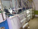 FL Piscines à vendre en acier inoxydable Folding Swimming Pool Ladder