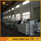 Linea di produzione del tubo del PE della macchina/HDPE dell'espulsione del tubo dell'HDPE del PE