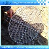 Maglia del BBQ dell'acciaio inossidabile con il rapporto dello SGS