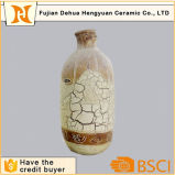 Vaso di ceramica antico per la decorazione domestica
