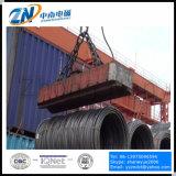 Elevador de ímã elétrico projetado especial para elevação de bobina de haste de arame em vez de Gancho em C MW19-54072L / 1