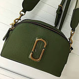 Bolsa de ombro feminina Bolsa de couro genuíno Emg4807