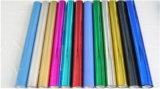La feuille d'estampage à chaud en plastique s'appliquent plus petits ou des lignes de conception d'estampage à chaud