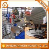 製造の農産物の調理器具の企業1050 3003アルミニウム円