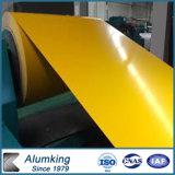 SGS van het Bouwmateriaal keurde de Vooraf geverfte Kleur Met een laag bedekte Rol van het Aluminium goed Aluzinc