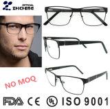 Usura ottica dell'occhio del blocco per grafici del metallo della fabbrica di Eyewear per l'uomo