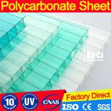 Strato vuoto del policarbonato