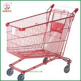 사슬 소매점 접히는 쇼핑 트롤리 (JT-EC16)