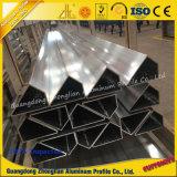 Алюминиевые поставщики подгоняли большой промышленный алюминиевый профиль для индустрии