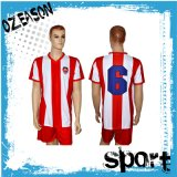 Design populaire Hot Sale Soccer Football Shirt and Shorts Jersey Set