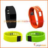 Tw64 Bluetooth Armbanduhr-Pedometer-intelligentes Armband