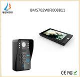 """Video macchina fotografica del IP del campanello del citofono del telefono del portello 7 """" di parola d'accesso senza fili popolare di WiFi RFID"""