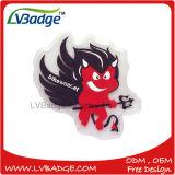 고품질 주문 만화 연약한 PVC Pin