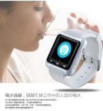 2017年の工場価格の卸売の安いBluetooth U8のスマートな腕時計