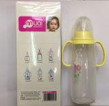 Friedensstifter-führende Flaschen-Milchnahrung-Baby-Flasche gibt Nibbler-Zufuhr B0407-B an