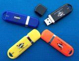 Mini movimentação barata maioria plástica do flash do USB para o presente relativo à promoção