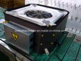 Painel de cor branca a unidade da bobina do ventilador
