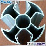 Aluminium-/rundes/quadratisches Aluminiumgefäß/Rohr