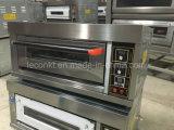 Het industriële Enige Brood van de Bakkerij van de Oven van het Dienblad van het Dek Enige Elektrische