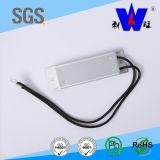 résistance bobinée de traitement au four d'interpréteur de commandes interactif en aluminium en métal 60W