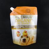 Fastfood- Shampoo-Beutel des Hund1000ml mit Tülle-Entwurf