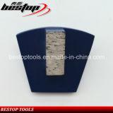 Штепсельная вилка n Werkmaster идет блок диаманта для конкретный молоть