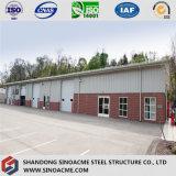 Estrutura de aço Sinoacme construção edifício comercial para o Centro de Fitness